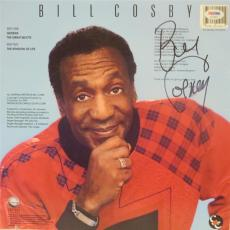 Bill Cosby Signed Autographed Album Psa/dna S16885