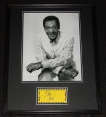 Bill Cosby Signed Framed 16x20 Photo Poster Display Cosby Show Fat Albert