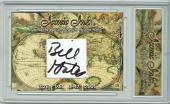 Bill Gates 2018 World Leaders Iconic Ink Signed Cut Auto 1/1 Card JSA