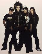 Bill Kaulitz Signed 11x14 Photo *Tokio Hotel BAS Beckett C62649