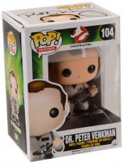 Bill Murray Autographed Ghostbusters FUNKO - Beckett