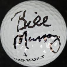 Bill Murray Autographed Ball - Caddyshack Golf PSA DNA #Z92951