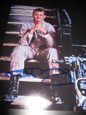 Signed Bill Murray Photo - 8x10 GHOSTBUSTERS SHOT RARE COA D