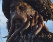 Bill Nighy Signed Autographed Pirates Of The Caribbean Photo Wow!!!