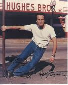 """BILL PAXTON as BILL HARDING in 1996 Movie """"TWISTER"""" Signed 8x10 Color Photo"""