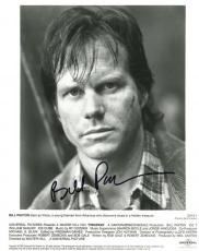 Bill Paxton Deceased Signed Tresspass Promo Rare 8x10 Photo W/coa