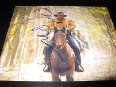 BILL PAXTON SIGNED AUTOGRAPH 8x10 PHOTO HATFIELD AND MCCOYS IN PERSON COA AUTO D