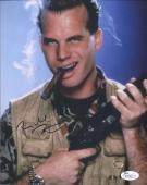 Bill Paxton Signed 'weird Science' 8x10 Photo Autograph Jsa Coa