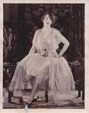 Billie Burke 1931 Type 1 Columbia Studio Press News Wire Photograph Photo