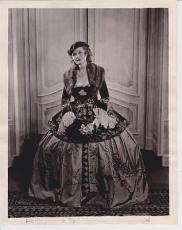 Billie Burke 1932 Type 1 Studio Press News Wire Photograph Photo