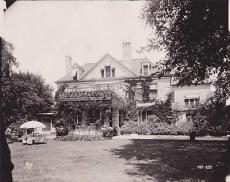 Billie Burke Residence 1948 Type 1 Press News Wire Photograph Photo Ziegfeld