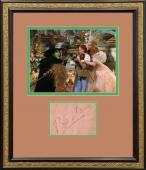 "Billie Burke Signed Display, ""The Good Witch"", The Wizard of Oz"