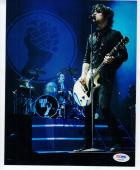 Billie Joe Armstrong Green Day signed 8x10 photo PSA/DNA