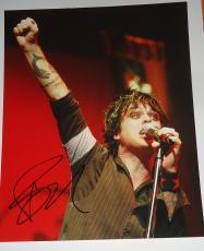 Billie Joe Armstrong signed Green Day American Idiot 8x10 photograph w/coa