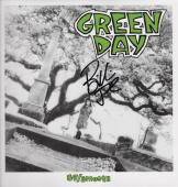 Billie Joe Signed Green Day 39/smooth Record Album Psa Coa Ad74582