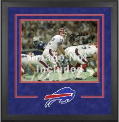 Buffalo Bills Deluxe 16'' x 20'' Horizontal Photograph Frame with Team Logo - Mounted Memories