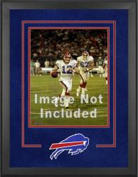 Buffalo Bills Deluxe 16'' x 20'' Vertical Photograph Frame with Team Logo - Mounted Memories