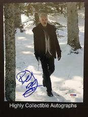 Billy Bob Thornton Signed 8x10 Photo Autograph Psa Dna Coa Fargo