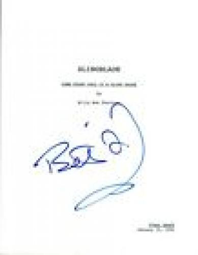 Billy Bob Thornton Signed Autographed SLINGBLADE Full Movie Script COA VD
