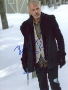 "Billy Bob Thorton Autographed 8"" x 10"" Standing with Gun Photograph - Beckett COA"