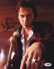 Billy Burke SIGNED 8x10 Photo Charlie Swan Twilight PSA/DNA AUTOGRAPHED
