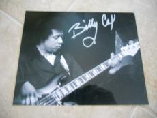 Billy Cox Jimi Hendrix Experience Signed Autograph 8x10  Photo PSA Guaranteed #1
