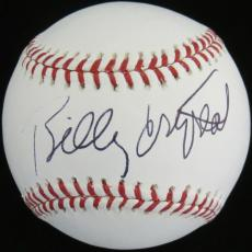 Billy Crystal Signed Authentic Autographed OMLB Baseball PSA/DNA #P92017