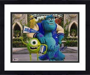 Billy Crystal Signed Monsters Inc 11x14 Photo Beckett BAS C81087