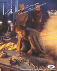 Billy Dee Williams Autographed Signed 8x10 Photo Star Wars PSA/DNA #Q90323