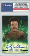 Billy Dee Williams Star Wars Autographed 2019 Topps Stellar Signatures #A-BDW Card - Topps