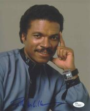 Billy Dee Williams Star Wars Autographed Signed 8x10 Photo Authentic AFTAL JSA