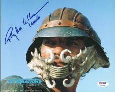 Billy Dee Williams Star Wars Signed 8X10 Photo PSA/DNA #U70089