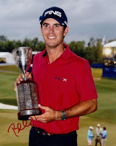 Billy Horschel Signed 8x10 Photo w/COA 2013 PGA US Open Masters Golf