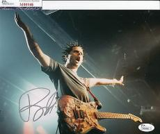 Billy Joe Armstrong signed Green Day 8x10 photo JSA Authenticated M84046