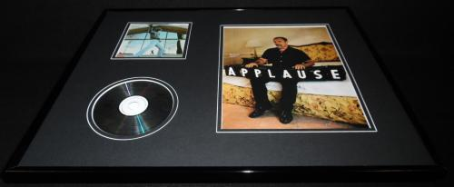 Billy Joel 16x20 Framed Glass Houses CD & Photo Display