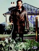 "Billy Joel Autographed 8""x 10"" Watering Garden Photograph - BAS COA"