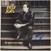 Billy Joel Autographed An Innocent Album Cover - PSA/DNA COA