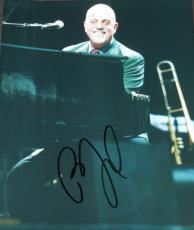 Billy Joel Autographed Concert 8x10 Photo