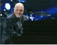 Billy Joel Autographed Concert 8x10 Photo