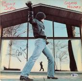 Billy Joel Autographed Glass Houses Album Cover - Beckett