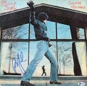 Billy Joel Autographed Glass Houses Album Cover - Beckett COA