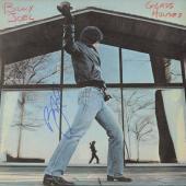 Billy Joel Autographed Glass Houses Album Cover - PSA/DNA COA
