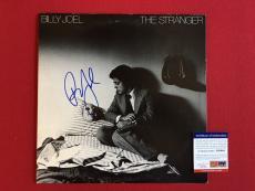 "Billy Joel, ""Autographed"" (PSA / DNA) ""The Stranger"" Album"