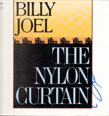 Billy Joel Autographed Signed Nylon Curtain Album