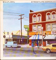 Billy Joel Autographed Signed Streetlife Serenade Album