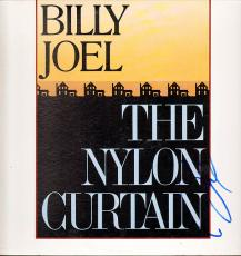 Billy Joel Autographed Signed The Nylon Curtain Album