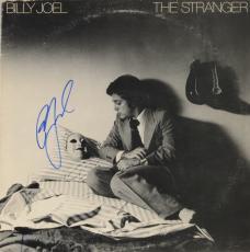 Billy Joel Autographed The Stranger Album Cover - PSA/DNA COA