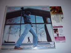 Billy Joel Glass Houses Jsa/coa Signed Lp Record Album