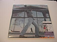 Billy Joel Glass Houses,famous Singer Td/holo Signed Lp Record Album