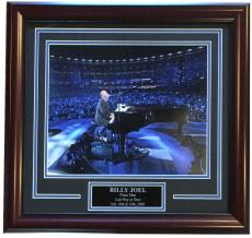 Billy Joel Last Play at Shea Stadium 11x14 photo framed July 2008 Piano Man